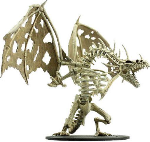 Picture of Pathfinder Deep Cuts Unpainted Miniatures: W11 Gargantuan Skeletal Dragon