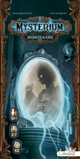 Picture of Mysterium: Secrets and Lies Expansion