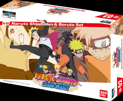 Picture of Naruto Boruto Card Game 2