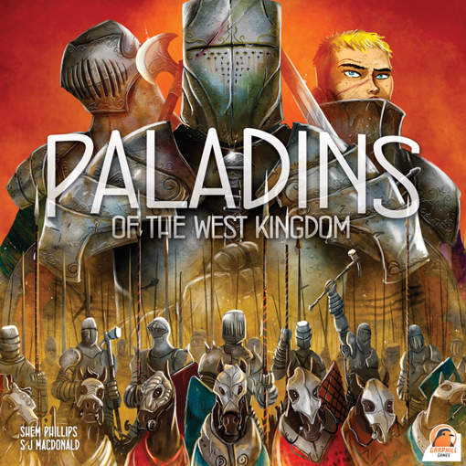 Picture of Paladins of the West Kingdom