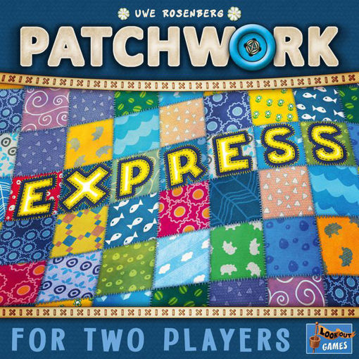 Picture of Patchwork Express