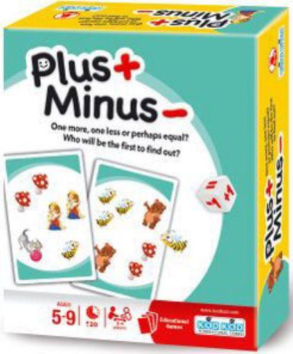 Picture of Plus Minus