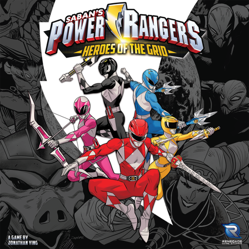 Picture of Power Rangers: HotG