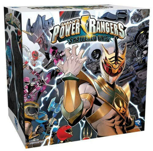 Picture of Power Rangers: HotG: Shattered