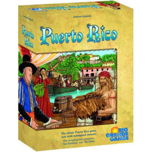Picture of Puerto Rico Deluxe
