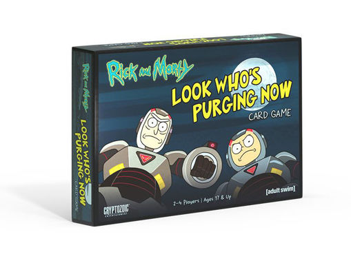 Picture of R&M Look Who's Purging