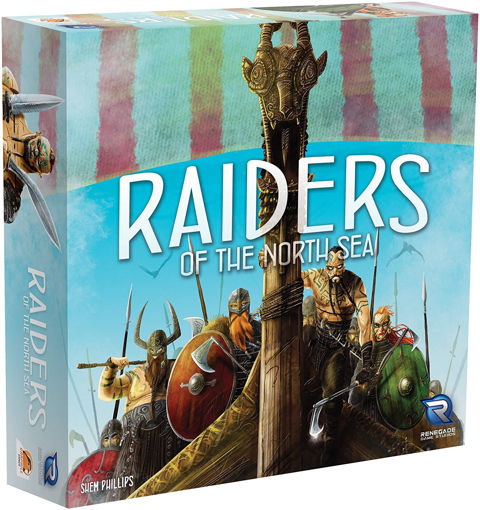 Picture of Raiders of the North Sea