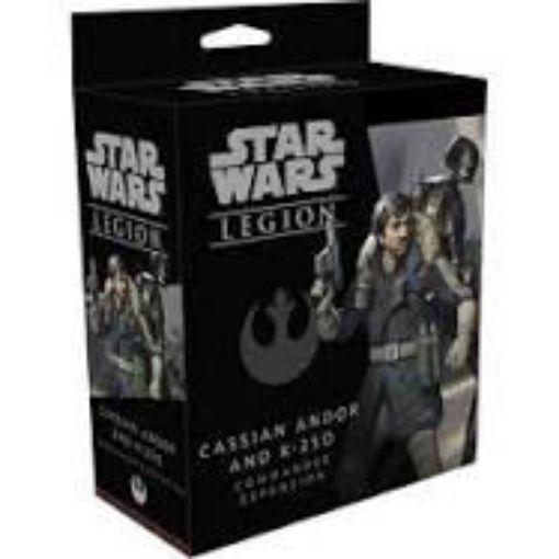 Picture of Star Wars Legion: Cassian Andor & K-2SO