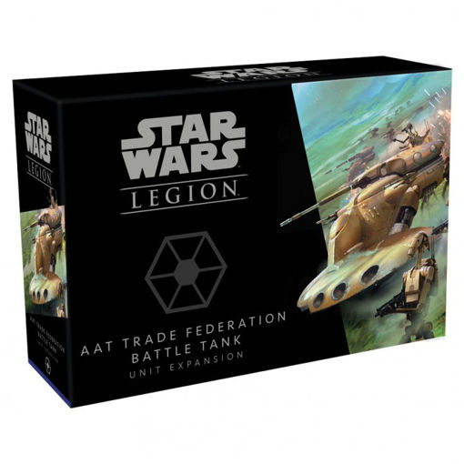 Picture of Star Wars Legion: AAT Trade Federation