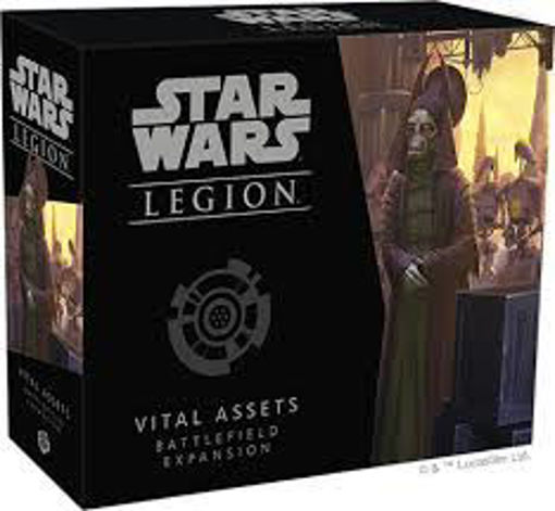 Picture of Star Wars Legion: Vital Assets Battlefield