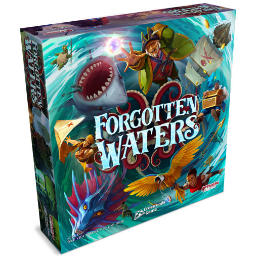 Picture of Forgotten Waters