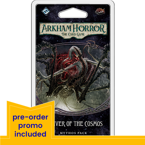 Picture of Arkham Horror LCG: Weaver of the Cosmos