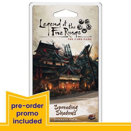 Picture of L5R LCG: Spreading Shadows