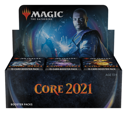 Picture of MTG Core 2021 Booster Box