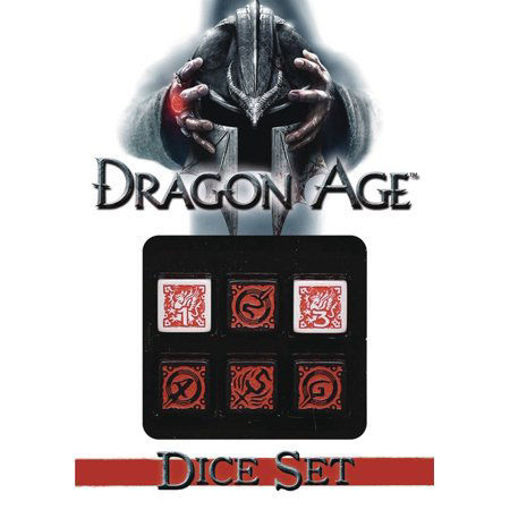 Picture of Dragon Age Dice Set