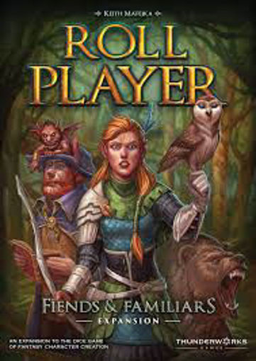 Picture of Roll Player: Fiends and Familiars