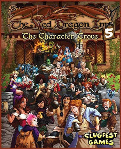 Picture of Red Dragon Inn 5: The Character Trove Expansion