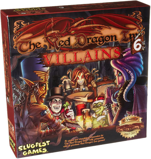 Picture of Red Dragon Inn 6: Villains