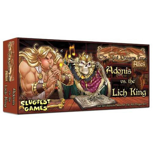 Picture of Red Dragon Inn: Allies - Adonis vs the Lich King Expansion