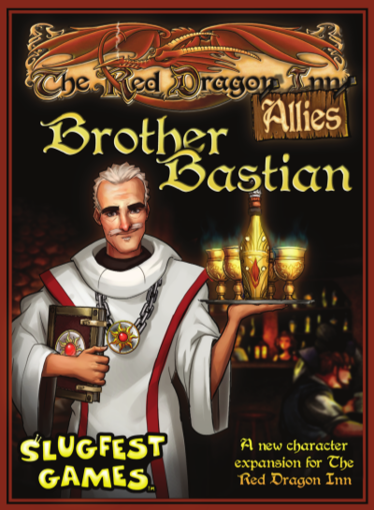 Picture of Red Dragon Inn: Allies - Brother Bastian Expansion