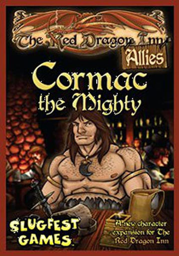 Picture of Red Dragon Inn: Allies - Cormac the Mighty Expansion
