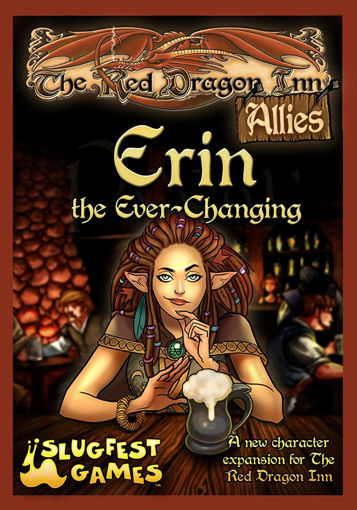 Picture of Red Dragon Inn: Allies - Erin Expansion