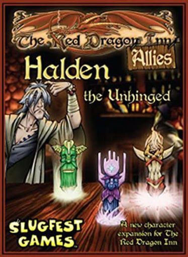 Picture of Red Dragon Inn: Allies - Halden the Unhinged Expansion