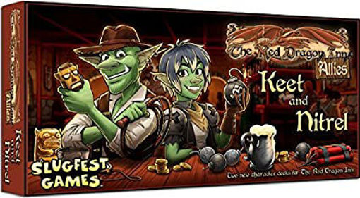 Picture of Red Dragon Inn: Allies - Keet & Nitrel Expansion