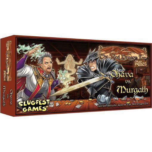 Picture of Red Dragon Inn: Allies - Ohara vs. Murgath