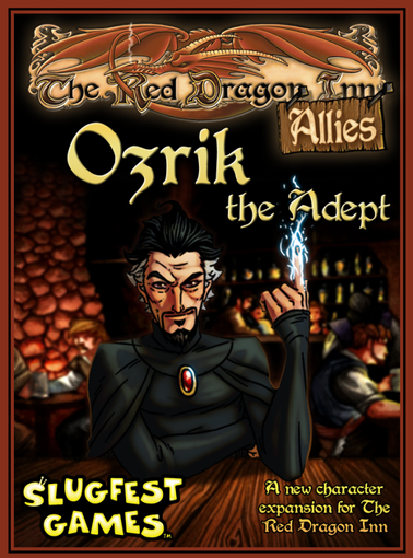 Picture of Red Dragon Inn: Allies - Ozrik the Adept Expansion