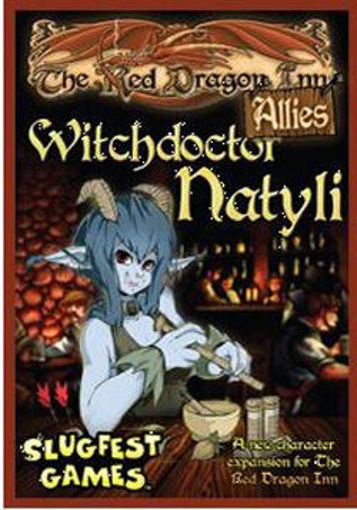Picture of Red Dragon Inn: Allies - Witchdoctor Natyli Expansion