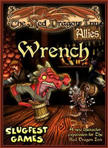 Picture of Red Dragon Inn: Allies - Wrench Expansion