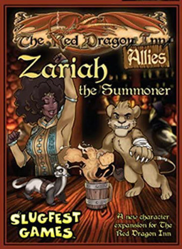 Picture of Red Dragon Inn: Allies - Zariah the Summoner Expansion