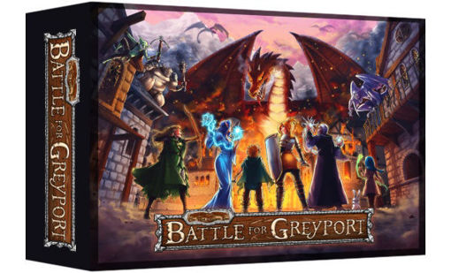Picture of Red Dragon Inn: Battle for Greyport