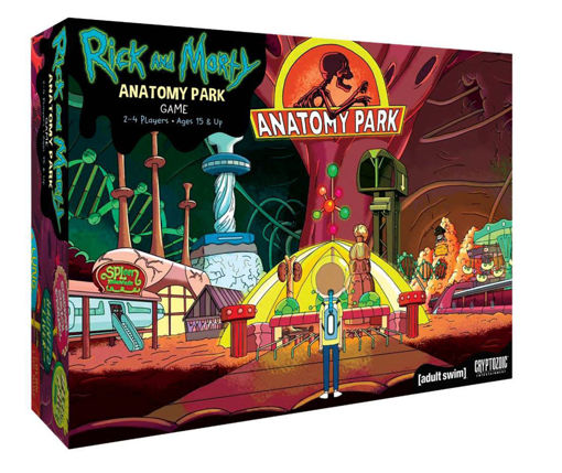 Picture of Rick & Morty: Anatomy Park