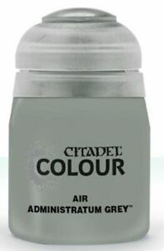 Picture of Citadel Paint: Air: Administratum Grey 24ml