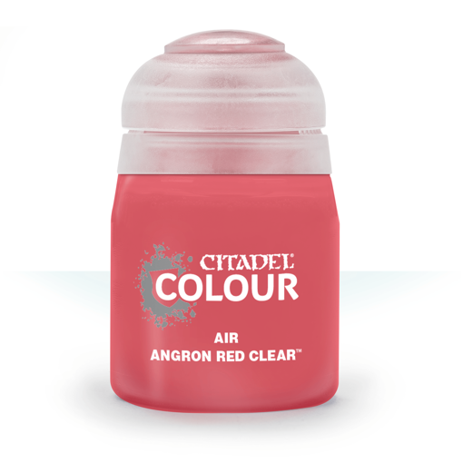Picture of Citadel Paint: Air: Angron Red Clear 24ml