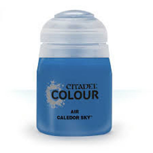 Picture of Citadel Paint: Air: Caledor Sky 24ml