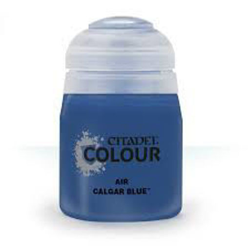 Picture of Citadel Paint: Air: Calgar Blue 24ml