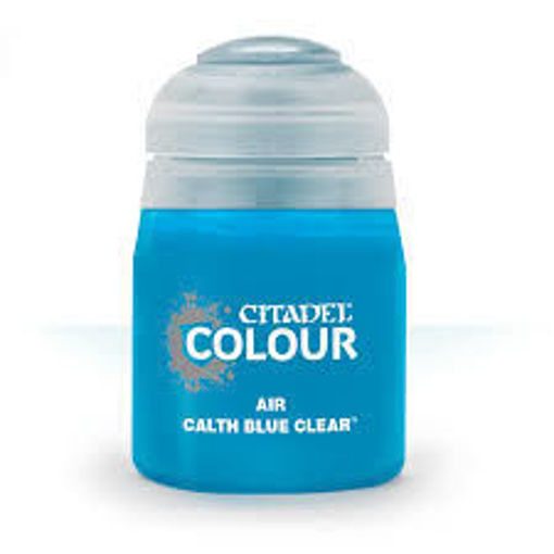 Picture of Citadel Paint: Air: Calth Blue Clear 24ml