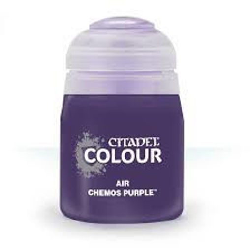 Picture of Citadel Paint: Air: Chemos Purple 24ml