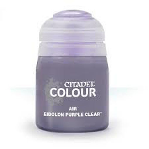 Picture of Citadel Paint: Air: Eidolon Purple Clear 24ml