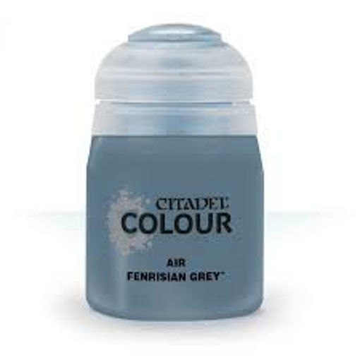 Picture of Citadel Paint: Air: Fenrisian Grey 24ml