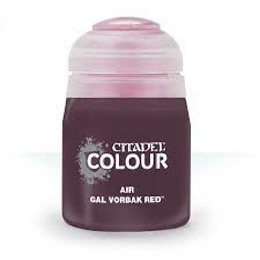 Picture of Citadel Paint: Air: Gal Vorbak Red 24ml