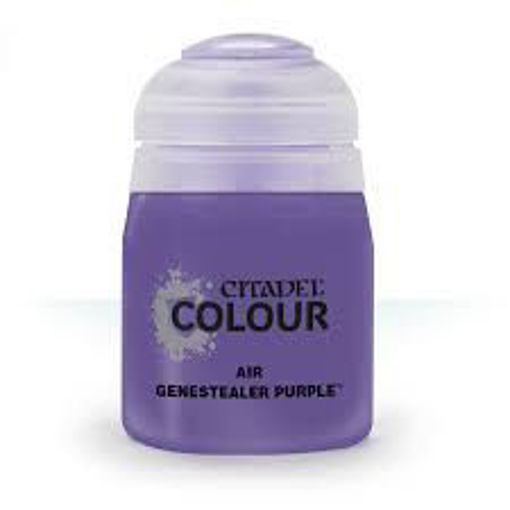 Picture of Citadel Paint: Air: Genestealer Purple 24ml