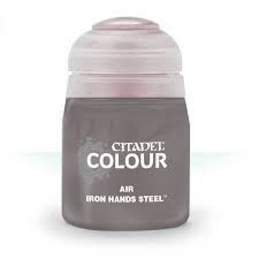 Picture of Citadel Paint: Air: Iron Hands Steel 24ml