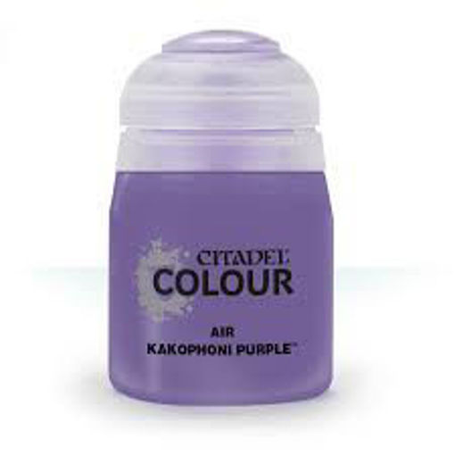 Picture of Citadel Paint: Air: Kakophoni Purple 24ml