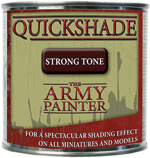 Picture of Quickshade: Quick Shade Strong Tone 250ml