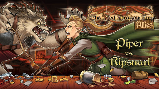 Picture of Red Dragon Inn: Allies - Piper vs Ripsnarl