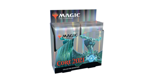 Picture of MTG Core 2021 Collector Booster Box